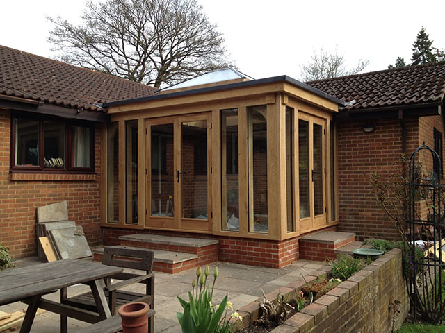 Oak Framed Garden Buildings In Oxfordshire, Hampshire, Berkshire And  Buckinghamshire